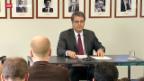 Video «Brasilianer Robert Azevedo ist neuer Generaldirektor der WTO» abspielen