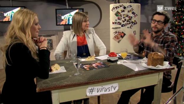 Video ««Virus» - (28) Christa Rigozzi, Moderatorin und Schönheitskönigin» abspielen