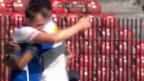 Video «Fussball: GC - Thun» abspielen