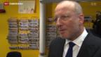 Video «Die Schweiz würdigt Helmut Schmidt» abspielen