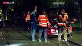 Video «Weniger Einbrüche in der Schweiz» abspielen