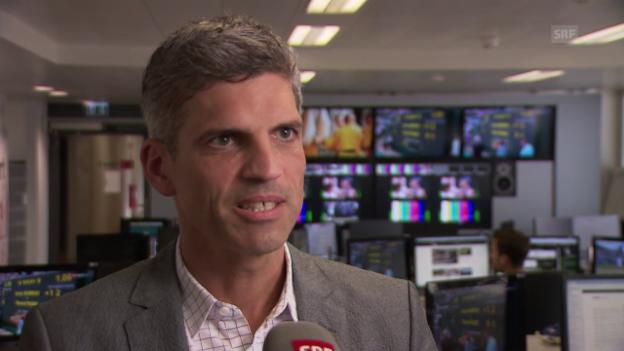 Video «Mägerle: «Fussballfan soll schnell zu allen Toren kommen»» abspielen