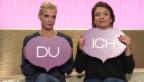 Video «Im Harmoniequiz: Stéphanie Berger» abspielen