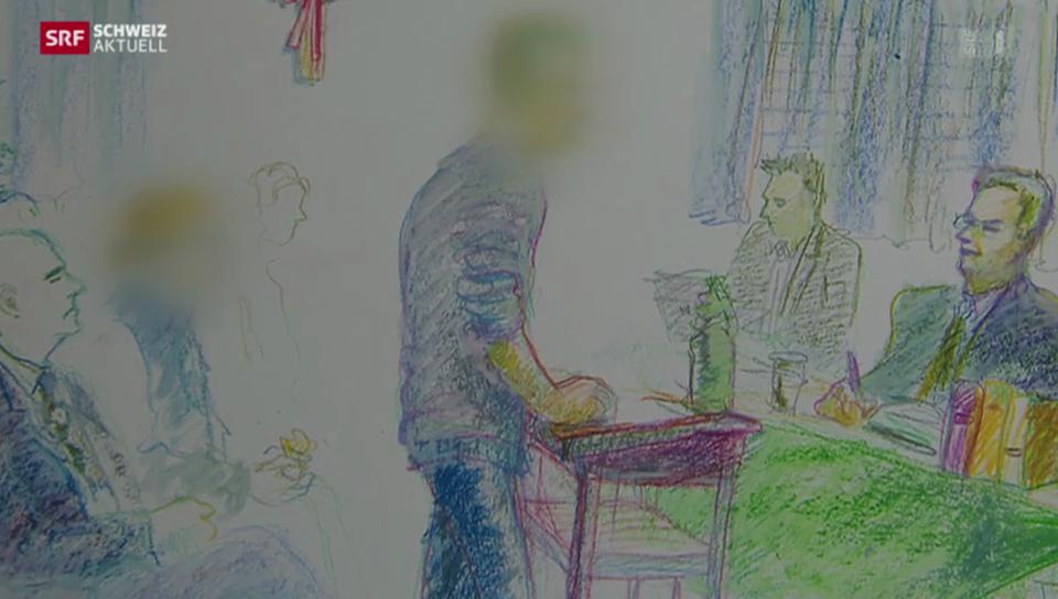 Phädophile Väter vor Gericht