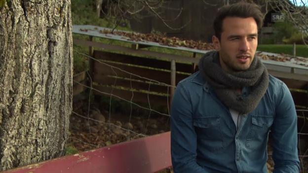 Video «Berat Sadik über seine Herkunft (Englisch)» abspielen