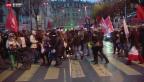 Video «Genf im Streik» abspielen