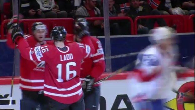 Video «Highlights Kanada - Norwegen» abspielen