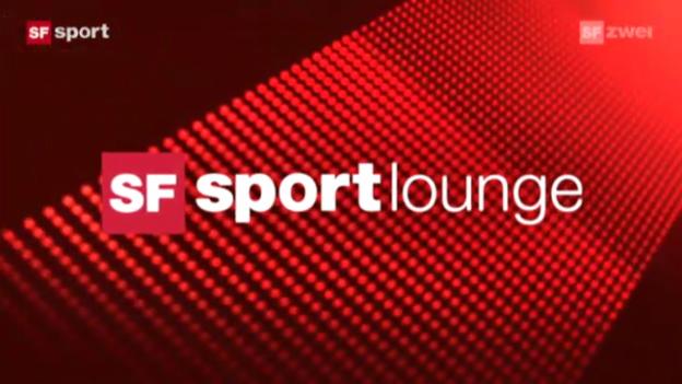 Video «sportlounge vom 30.08.2010» abspielen