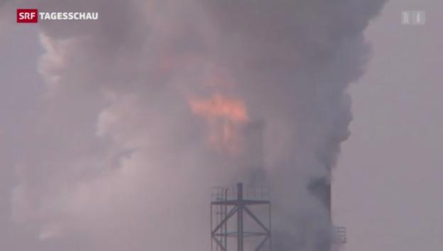 Video «Klimabericht: Abkehr von fossilen Brennstoffen» abspielen