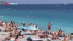 Video «Ein Jahr nach dem Attentat in Nizza» abspielen