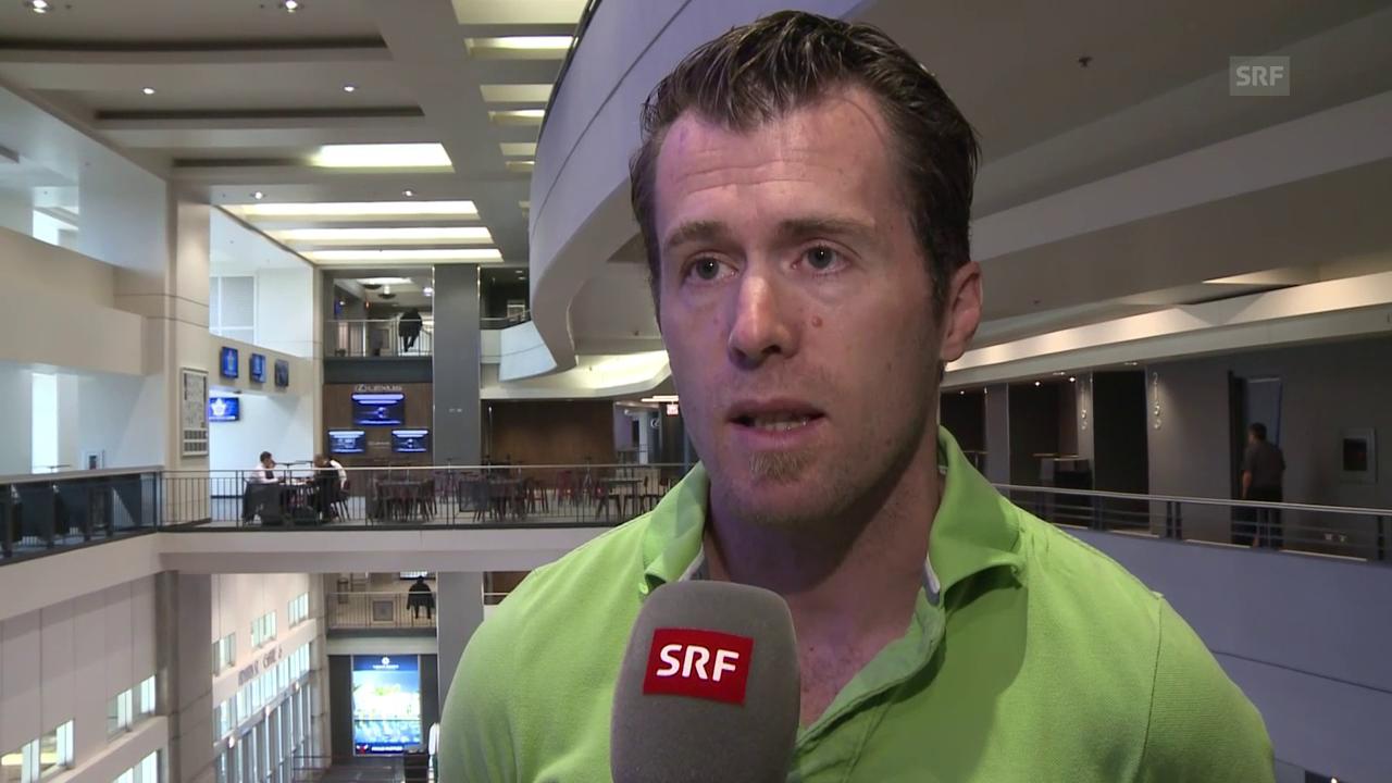 SCB-Sportchef Chatelain über die Pläne mit Hischier