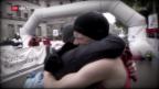 Video «Der Olympiatraum von Marathon-Läufer Adrian Lehmann» abspielen