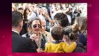 Video «Johnny Depp in Zürich» abspielen