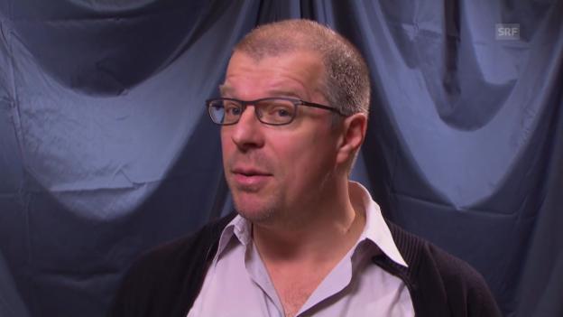 Video «Markus Gasser über «U ner hört» von Ernst Eggimann» abspielen