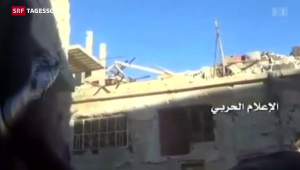 Syrien-Report der UNO