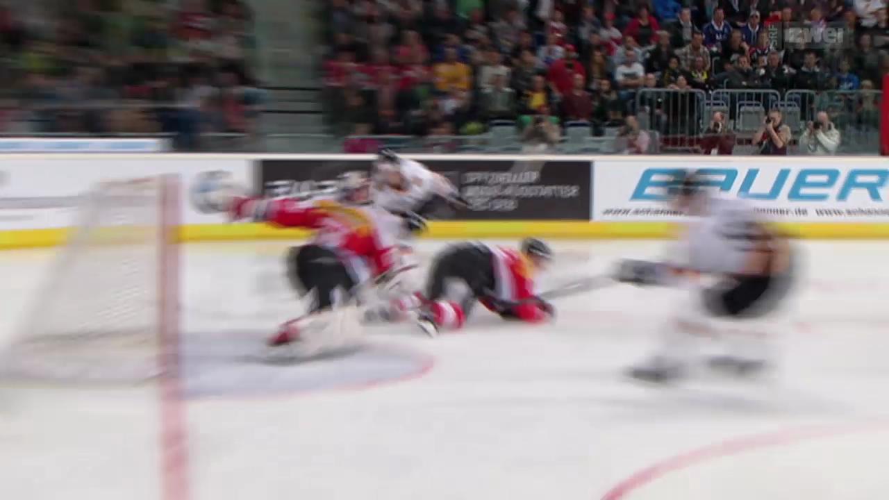 Eishockey: WM-Testspiel Deutschland - Schweiz