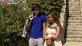 Video «Rendez-vous à Nice: On s'aime? À la folie? Pas du tout? (17/20)» abspielen