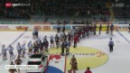 Video «Eishockey: Bern - Lakers» abspielen
