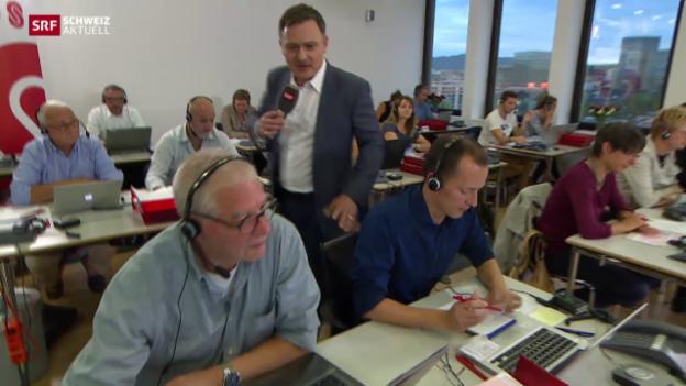 Video «Schweiz aktuell vom 15.09.2015» abspielen