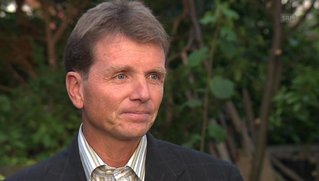 Video «Interview mit WWF-Klima-Experte Patrick Hofstetter» abspielen