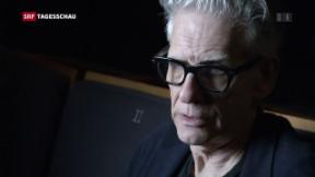 Video «David Cronenberg am NIFF» abspielen