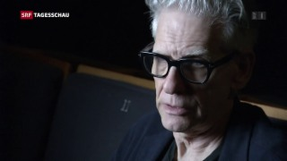 Video «David Cronenberg am NIFF» abspielen