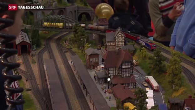 Video «Immer weniger Schweizer Spielzeughersteller» abspielen