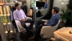 Video «Fabian Cancellara im Gespräch mit der «sportlounge»» abspielen
