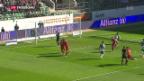 Video «Vaduz gewinnt gegen St. Gallen» abspielen