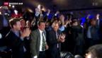 Video «Alternative für Deutschland im Hoch» abspielen