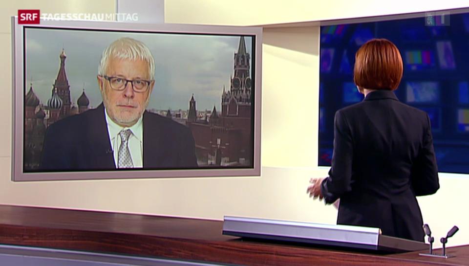 Peter Gysling zur vermeintlichen Waffenruhe