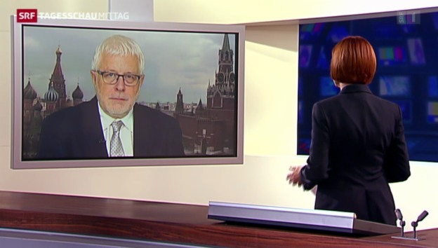 Video «Peter Gysling zur vermeintlichen Waffenruhe» abspielen