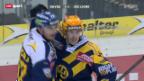 Video «Eishockey: Davos - ZSC Lions» abspielen