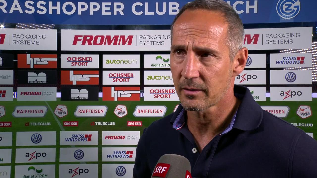 Hütter: «Von Ballmoos hatte wohl Glück im Unglück»