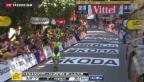 Video «Tour de France: Erste Pyrenäen-Etappe» abspielen