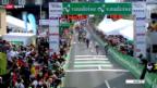 Video «Rad: Tour de Suisse, 4. Etappe» abspielen