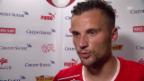 Video «Fussball: Interview mit Haris Seferovic» abspielen