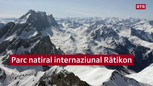 Laschar ir video «Parc natiral internaziunal Rätikon»