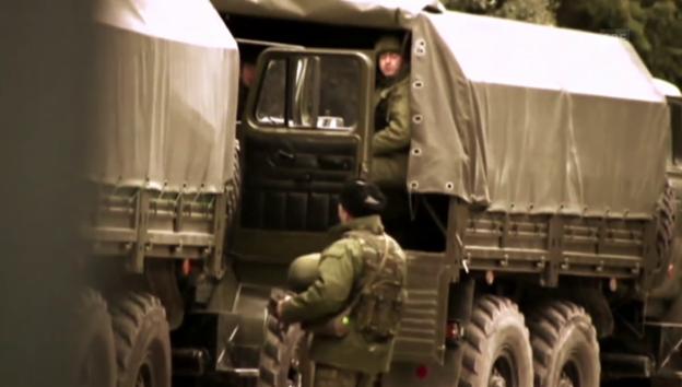 Video «1 Jahr nach der Annexion der Krim» abspielen