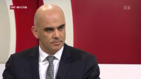 Video «FOKUS: Dürfen Detektive Drohnen einsetzen, Herr Bundesrat?» abspielen