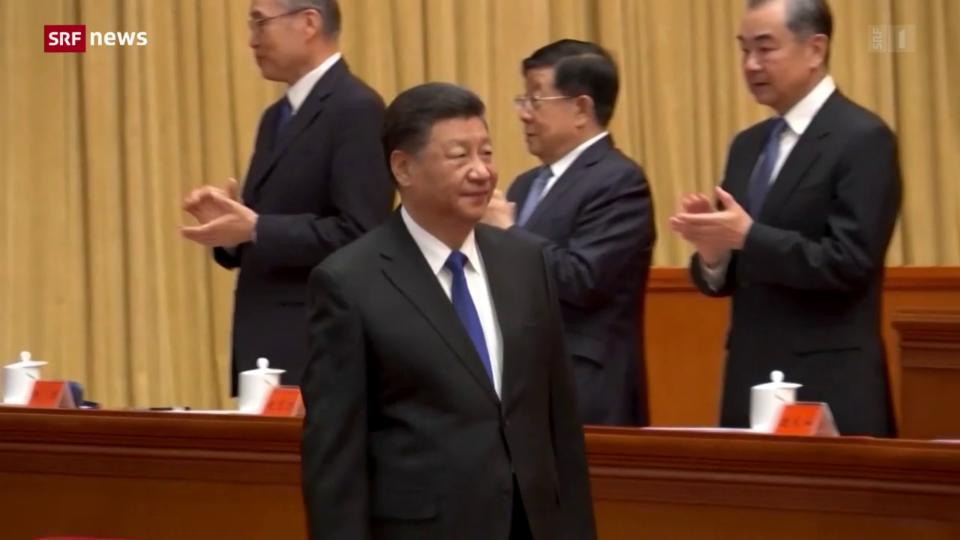 Zunehmende Spannungen zwischen China und Taiwan