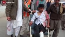 Video «Taliban-Angriff auf Schule in Pakistan» abspielen