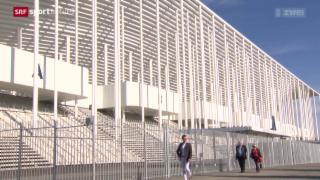 Video «Sicherheit: Vor der Euro in Frankreich» abspielen