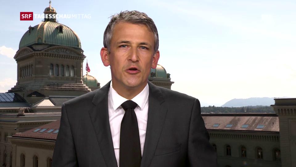 Einschätzungen von Bundeshausredaktor Christoph Nufer