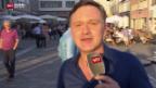 Video «Schweiz aktuell im Wahl-Lokal» abspielen