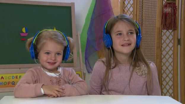 Video «Glanz & Gl(Ohr)würmchen mit Baschi» abspielen