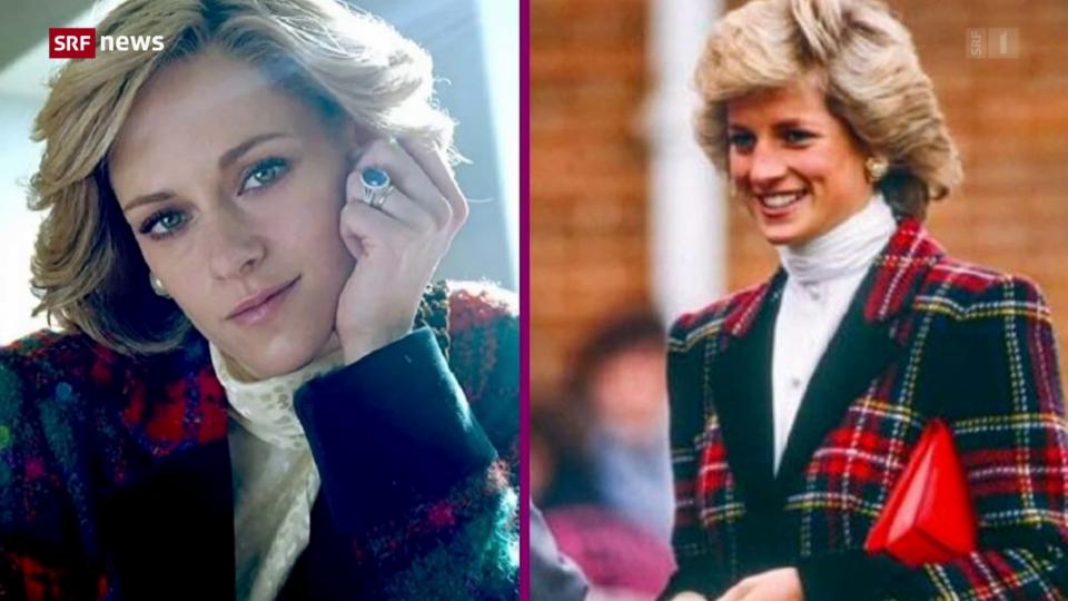 Venedig zeigt Lady-Diana-Film «Spencer»