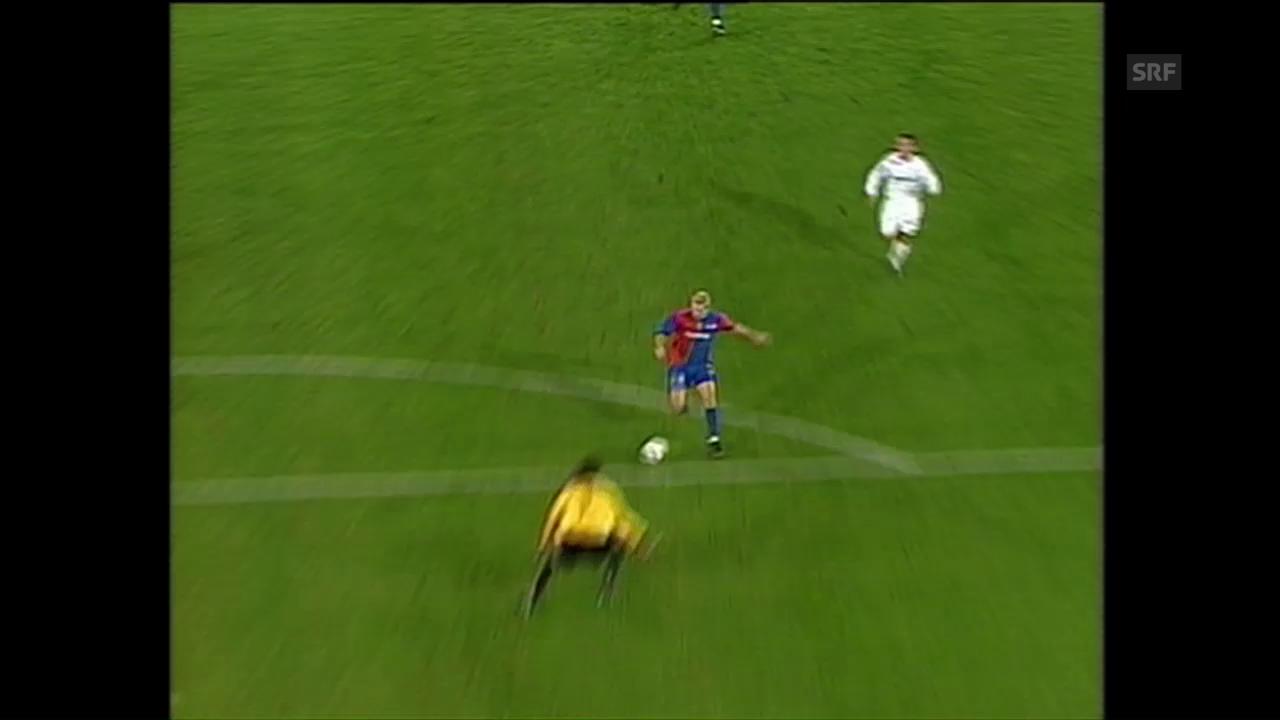 Zweimal Rossi, zweimal Ergic – Basel bezwingt den FCZ 5:3