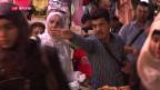 Video «FOKUS: Augenschein durch Assads Syrien» abspielen