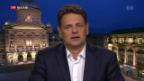 Video «Einschätzungen von Politikwissenschaftler Adrian Vatter (Teil 1)» abspielen